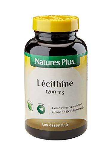 NaturesPlus - Lécithine de soja 120mg...