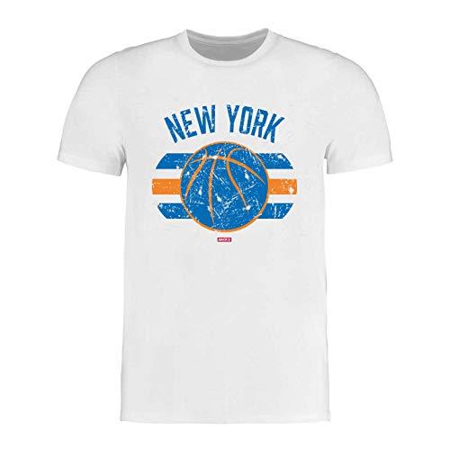 BRAYCE® New York T-Shirt I Basketball Shirt Größe S - 3XL I Basketballkleidung für Basketballspieler und Fans (3XL)