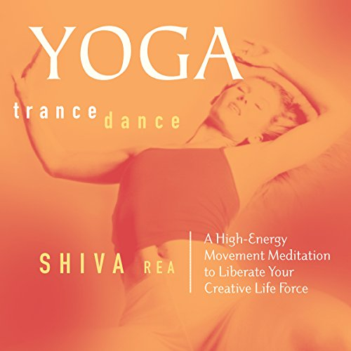 Yoga Trance Dance audiobook cover art