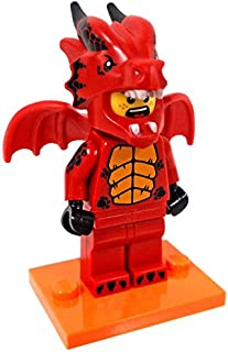 LEGO Series 18 Collectible Party Minifigure - Dragon Suit Guy (71021)