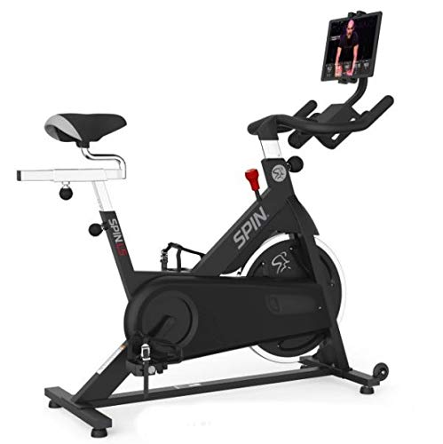 Spinning L5 Indoor Cycling Spin Bike | Chain-Drive | Includes...