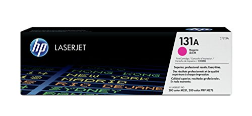HP 131A (CF213A) Rot Original Toner für HP LaserJet Pro 200 Color M251, MFP M276
