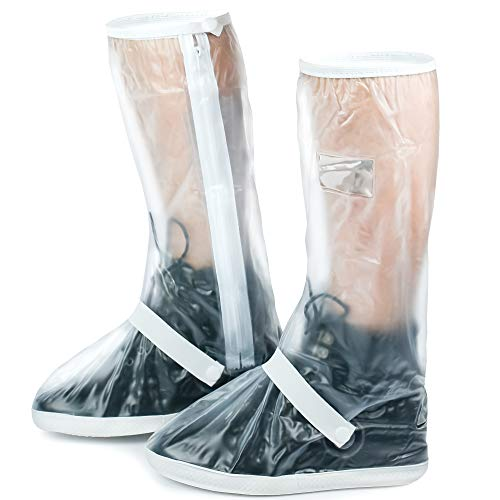 Galashield Rain Shoe Covers Waterproof and Slip Resistance Galoshes Rain Boots Overshoes (X-Large)