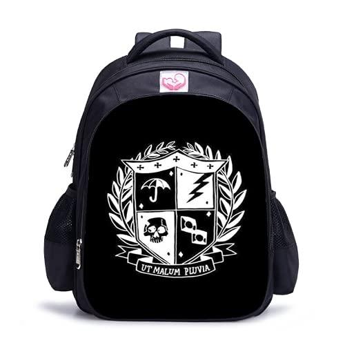 The Umbrella Academy Bags Kid The Umbrella Academy Zaini Scuola Borse Studente Lunch Bag, 9 (UK), L,