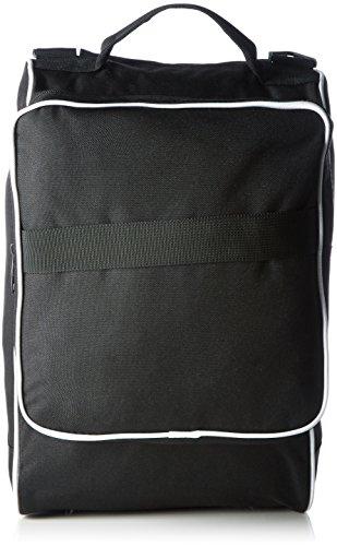 Black Crevice Skischoentas, zwart, 20 x 27 x 42 cm