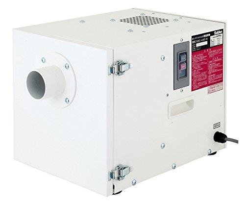 スイデン(Suiden) 角型フィルター式 小型 集塵機 SDC-400-5