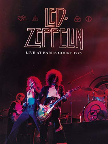 Led Zeppelin Live at Earl's Court, 1975