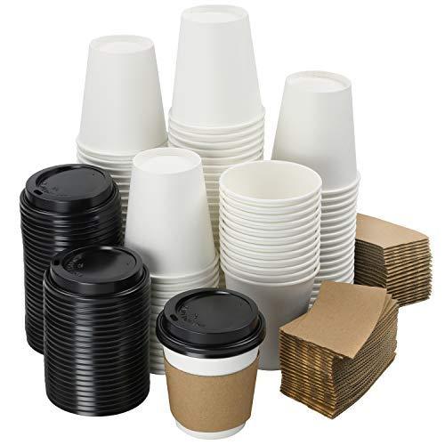 10 oz coffee cup sleeve - 5