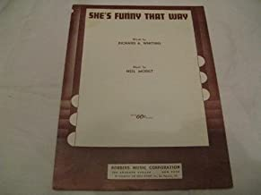 Best she's funny that way sheet music Reviews