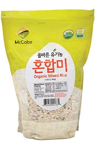 McCabe Organic Mixed Rice, 3 lb (48oz)