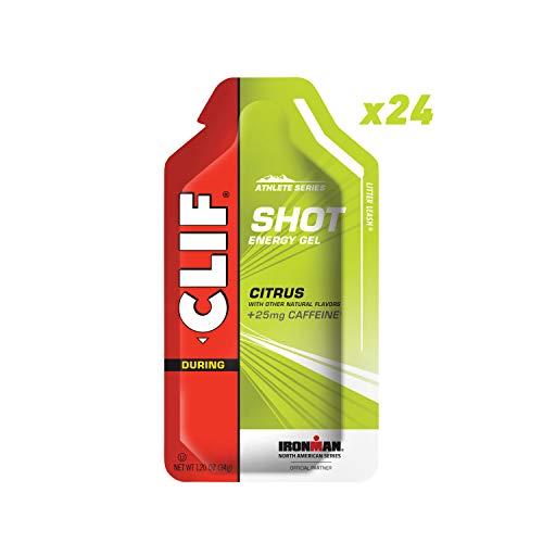 Clif Bar Shot Gel Citrus Caffeine 25mg 34g