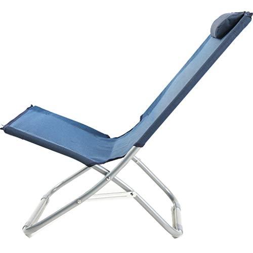 Garden Chaise pliante