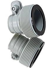 """ INTEX 1.25"""" tot 1.5"""" Type B Broek Adapters voor Pumps & Saltwater Systeem    Set van 2 """