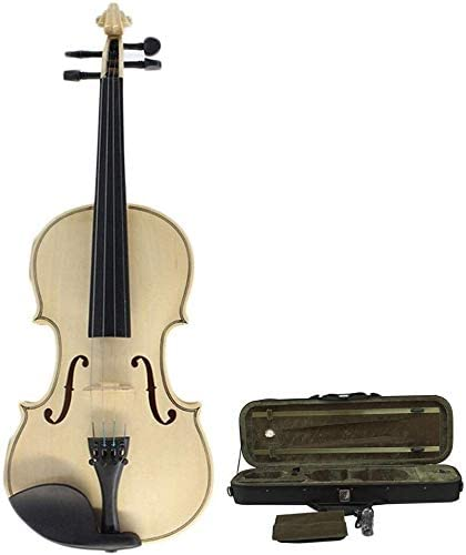 LIRONGXILY Acoustic Violin Spring new work Fiddle Handmade Lightweight H Latest item