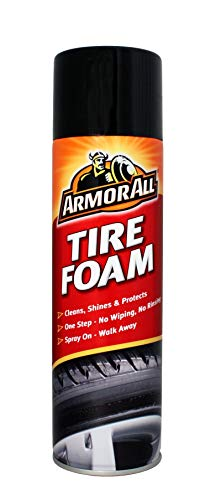 Armor All Espuma del neumáticos, 500 ml