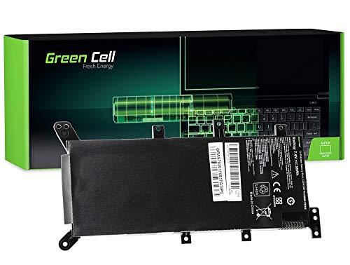 Green Cell Laptop Akku C21N1347 für Asus A555 A555L F555 F555L F555LA F555LB F555LD F555LJ K555 K555L K555LD R556 R556DA R556DG R556L R556LA R556LD R556LJ X555 X555L X555LA X555LN X556 X556U