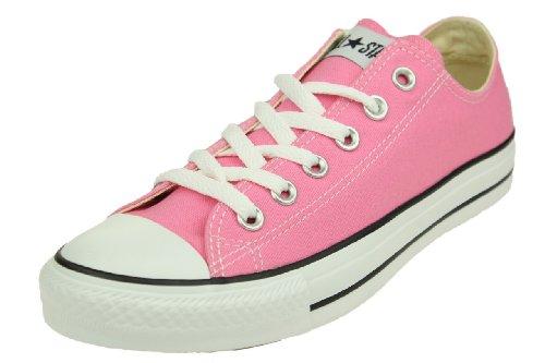 CONVERSE Chuck Taylor All Star Seasonal Ox, Unisex-Erwachsene Sneakers, Pink (Rosa), 44.5 EU
