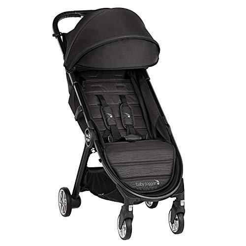 Baby Jogger City Tour 2 Jet. Silla de paseo desde nacimiento hasta 22kg. Color negro ✅