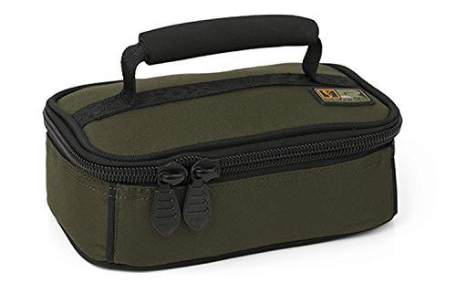Fox R-Series Lead and Bits Bag 22x8x14cm - Angeltasche für Karpfenbleie, Tasche für Angelbleie, Tackletasche für Grundbleie