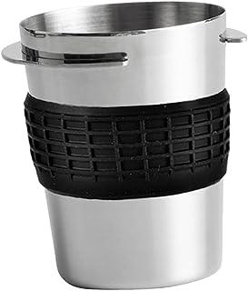 N/A Espresso Café Barista Poudre Picker Tasse Tasse Gobelet Doseur Poudre Alimentation Partie pour 58mm Espresso Machine B...