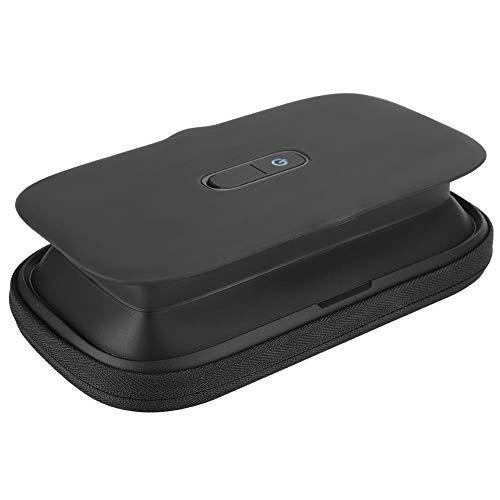 TMISHION Caja de esterilización para teléfonos móviles, limpiadores portátiles USB UV Caja Limpia para teléfono Celular, Cepillo de Dientes, vajilla, Pinceles de Maquillaje