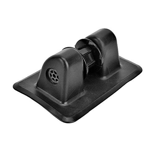 Gazechimp PVC Schlauchboot Ankerhalterung Ankerhalter Ankerrolle Halterung Für Aufblasbare Boote - Schwarz