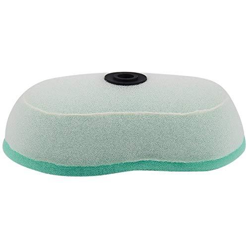 SODIAL Luft Filter Schwamm Reiniger für XR250 91-04 XR600 85-90 XR 600 94-02 XR650 L 93-17 XR400 XR440 96-04