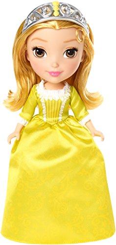Princesa Sofía - Muñeca Grande con Vestido Amber (Mattel CMT55)