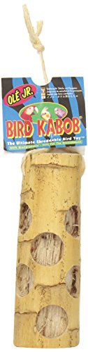 Wesco Ole Jr. Bird Kabob Toy, Small