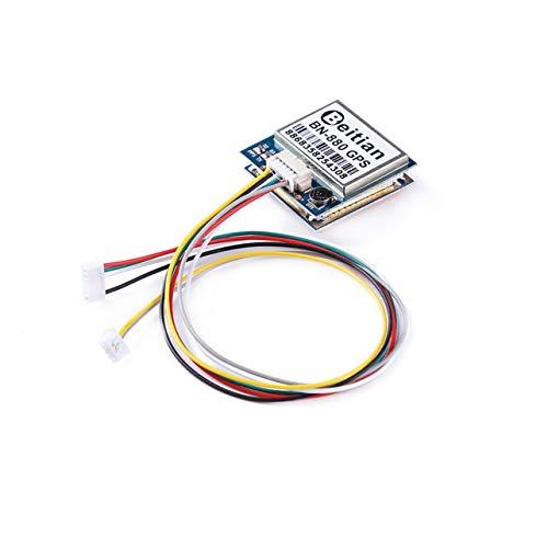 WOSOSYEYO Beitian GPS Modul Bn-880 Flugsteuerungsmodul Mit Kabelanschluss Für Rc Multicopter Kamera Drone Zubehör