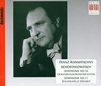 Dmitri Shostakovich: Symphonien No. 10 & 11 by Shostakovich (2005-10-01)