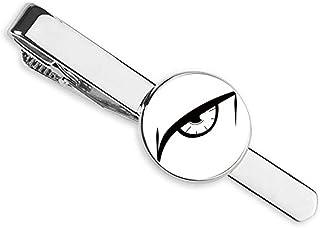 ربطة عنق أسود ناقلات نمط زخرفة العين كليب شريط الأعمال رجل الأعمال