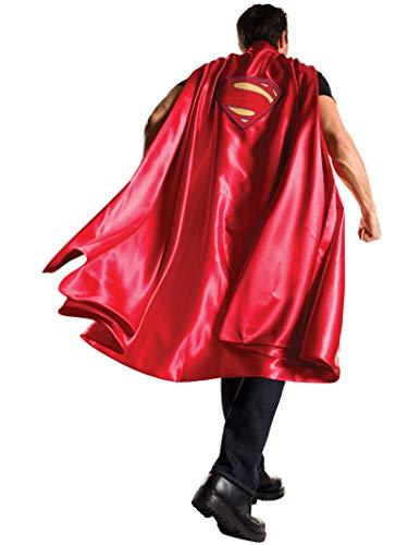 Rubie's Officielle pour Adulte Cape de Superman Dawn of Justice – Taille Unique