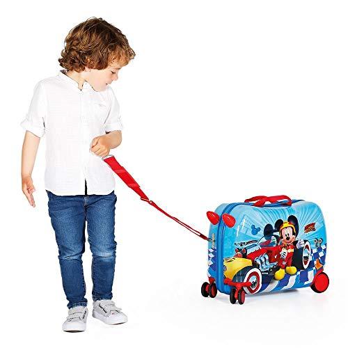 Disney Lets Roll Mickey Kindergepäck 50 centimeters 39 Mehrfarbig (Multicolor) - 8