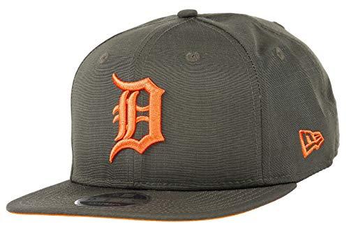 New Era 9FIFTY MLB Detroit Tigers Utility Snapback Cap Oliv/orange, M/L