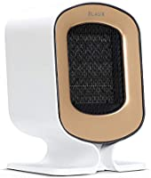 BLAUX Heatcore Electric Portable Space Heater - 1200W Portable Heater for the Home and Small Desk Heater for Office |...