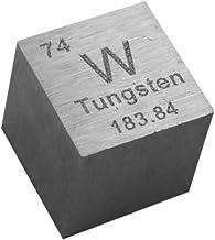 Nishore 10mm de alta pureza substância simples coleção de elementos de metalcube bloco de material de experimento de labor...