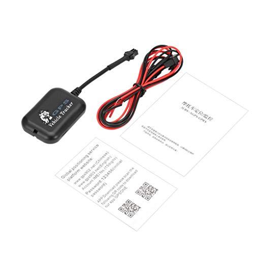 teng hong hui Vehículo Universal Mini GPS Tracker Coche Motocicleta Electromobile Auto GPRS gsm SMS Dispositivo de Pista en Tiempo Real