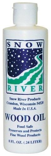 Snow River USA Wood Oil