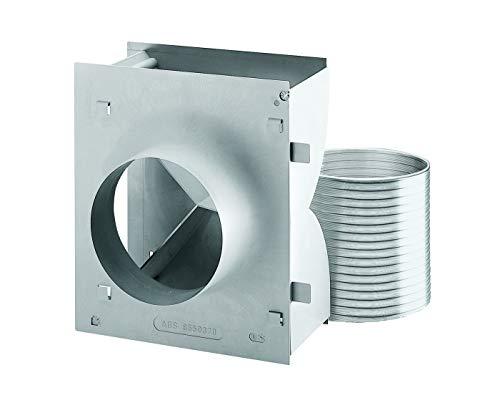 Miele Original Zubehör DUW 20 Umbausatz Umluft / für Wand-Dunstabzugshauben / zur Umrüstung von Abluft- auf Umluftbetrieb