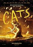Cats – Deutsche Film Poster Plakat Drucken Bild - 30.4 x