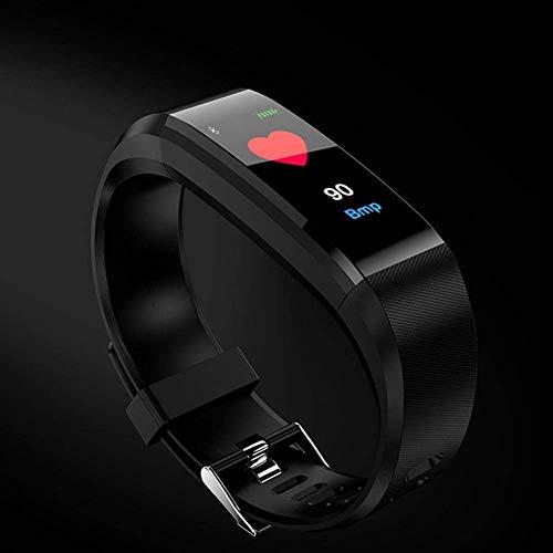 Intelligente armband, armband voor bewaking van de hartslagslaap, waterdichte armband met intelligente herinneringsfunctie.