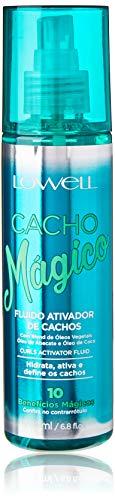 Fluido Ativador de Cachos, Lowell, 200 ml