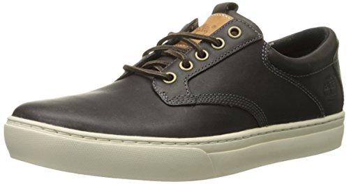 Timberland Leather Oxford, Sneaker, Uomo, Grigio (Grey), 41