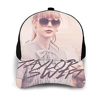 Tay-Lor Swift Hat Adjustable Baseball Cap Retro Classic Baseball Cap Peaked Cap Hip-Hop Cap Trucker Hat