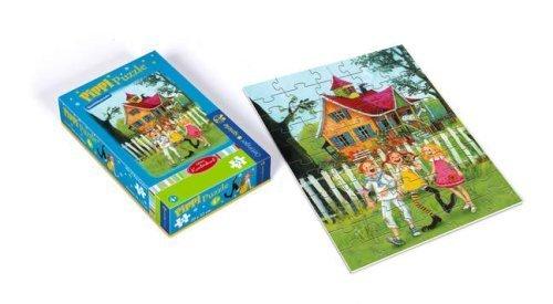Edition Kunterbunt, Puzzle Pippi Langstrumpf [Spielzeug]