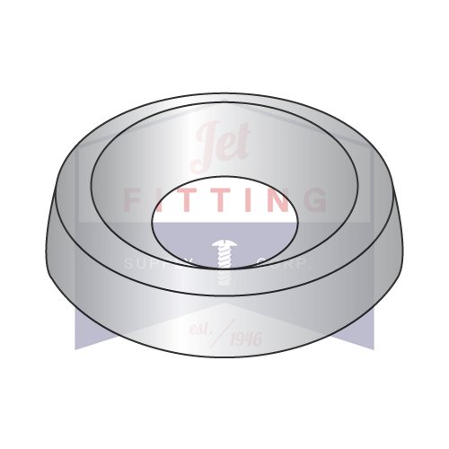 3 Max 62% OFF Dedication 8 Countersunk Finishing Washers 1 Steel Stainless Quantity: