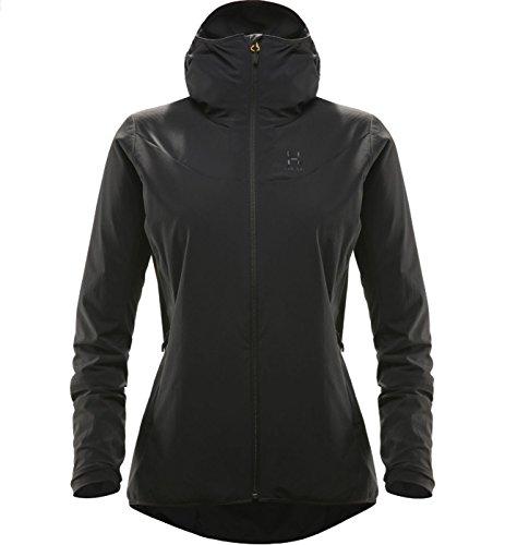 Haglöfs HAGLÃ ¶ FS–Amets Dream Soft Shell Jacke–True Black