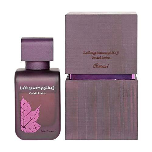Rasasi La Yuqawam Orchid Prairie Eau De Parfum Damen 75 ml
