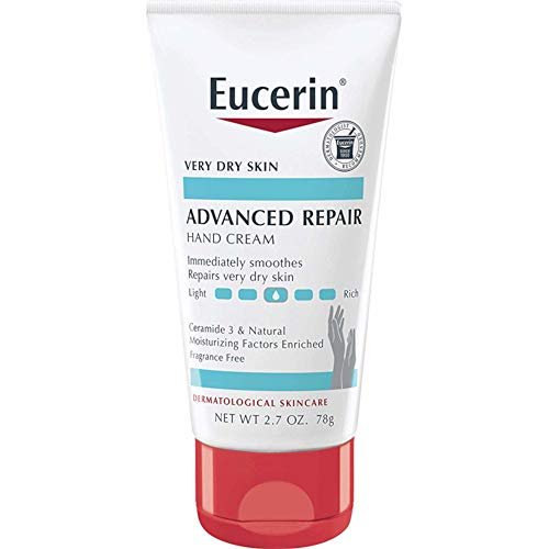 top rated Euseline Advanced Repair Hand Cream 2.7 oz (4 packs) 2020